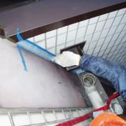 マンション雨漏り補修工事 調布店