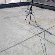 ALC造住宅の屋上から雨漏り 藤沢店