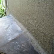 出窓からの雨漏り 川崎店