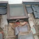 千葉県四街道市木造住宅トップライトからの雨漏り修理 千葉店