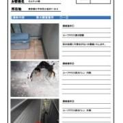 雨漏り散水調査にかかる費用 西東京店