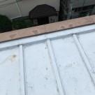 木造2階建て瓦棒葺き屋根の雨漏り 大田店
