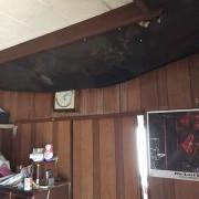 屋根の腐食からの雨漏り 仙台北店