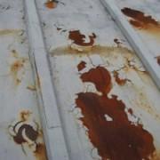 瓦棒屋根からの雨漏り 大田店