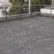 ウレタン防水施工前後 名古屋北店