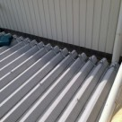折板屋根の改修 名古屋北店