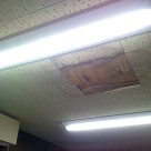 雨漏り現象悪化によるトタン屋根葺き替え工事 田端店