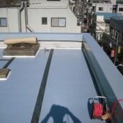 マンション屋上FRP防水通気緩衝工法 茅ヶ崎店