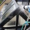 2階トップライトからの雨漏り 調布店