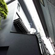 木造トップライトの雨漏り散水調査事例 調布店