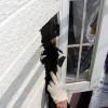 戸建出窓廻りからの雨漏り 松戸店