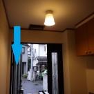 天井からの雨漏り(木造 その1) 松戸店