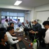 雨漏り110番グループ社長会議。