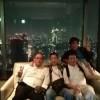渋谷で雨漏りを熱く語り明かす。