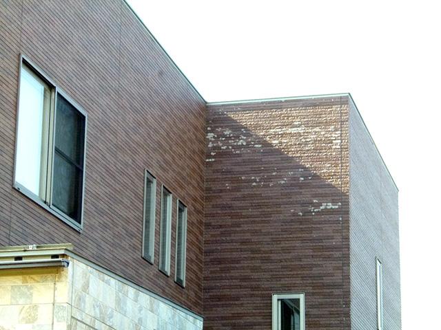 軒の無いキューブ型住宅を建てる上で外壁について知っておいて欲しい